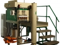 Impianto Affinazione Elettrolitica Argento -  30 kg