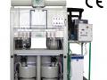 Impianto Affinazione Oro in Acqua Regia con cestello rotante - 6 kg