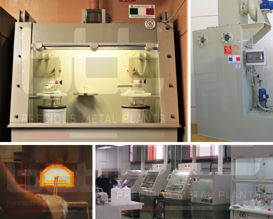 Complete Assay laboratory