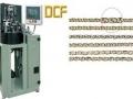 DCF - DIAMANTATRICE CATENE FANTASIA Macchina automatica per diamantare e riprodurre fantasie su catene. Il diamante può essere installato su una ventola o su una fresa.