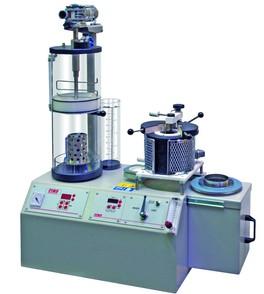 MIX CAST Impianto compatto per la microfusione: preparazione del gesso, fusione e casting sottovuoto