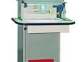ANGEL DRY Banco pulitrice con recupero del metallo prezioso a filtrazione aria