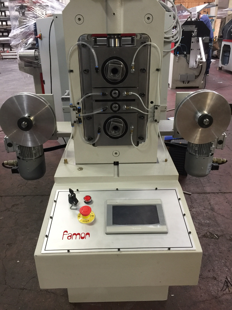 Rolling Mill for Ball-Chain Popcorn-Chain for Strip