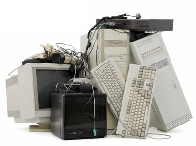 Riciclaggio-E-Waste