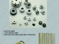 Trafile tonde e rotative/Drawing and Revolving dies