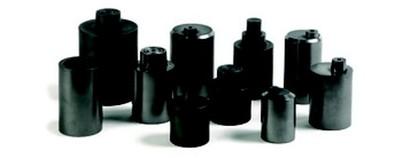 Crogioli in grafite isostatica per microfusione / Isostatic graphite crucibles for casting