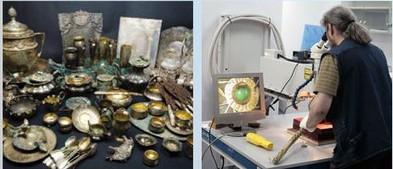 Tecnologie laser a servizio dell'arte / Laser technology in the service of art