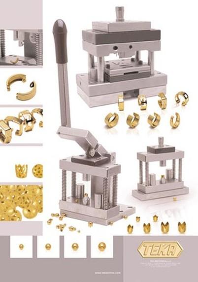 Stampi per orecchini huggies e per palline / Molds for huggies earrings and beads